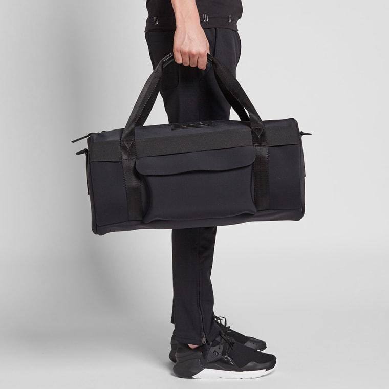 Y 3 Qasa Gym Bag Black 8