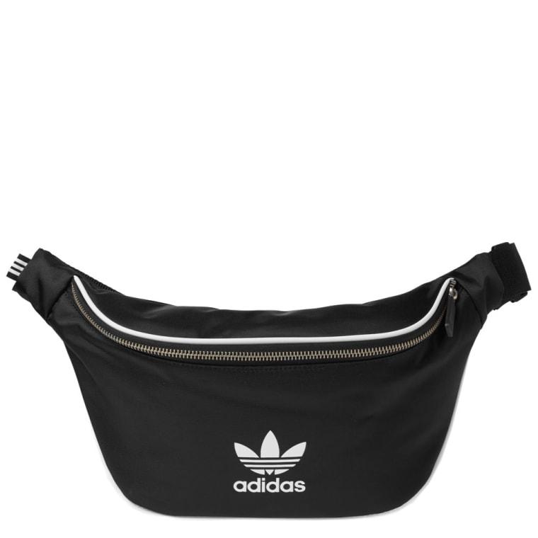Adidas Adicolour Waist Bag Black 1