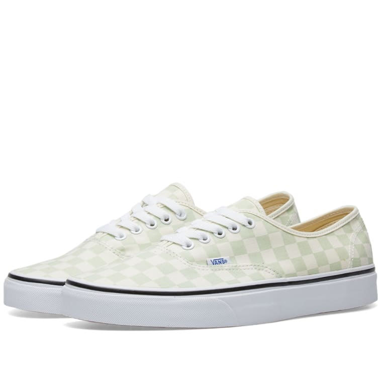 ae2faa99dfb7f5 Vans Authentic Checkerboard (Ambrosia   Classic White)