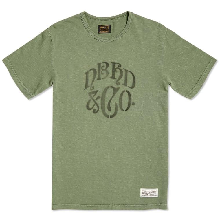 NEIGHBORHOOD Clothing: SS13