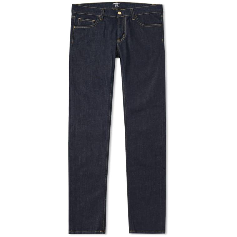 Carhartt Rebel Pant (Blue Rinsed)