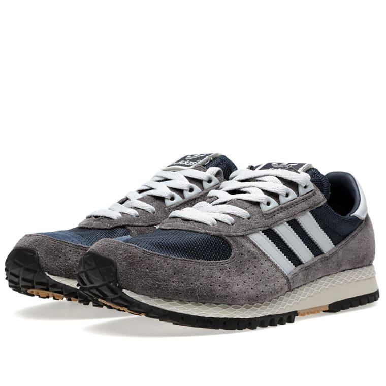 Adidas City Marathon PT 42 195  New York  (Sharp Grey   Light Grey ... f990a4d1b68