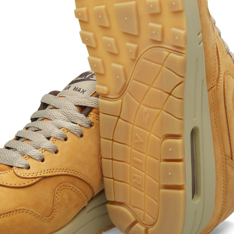 ... get nike air max 1 leather premium wheat bronze baroque brown 2 48a4f  98e25 b056fc6b2