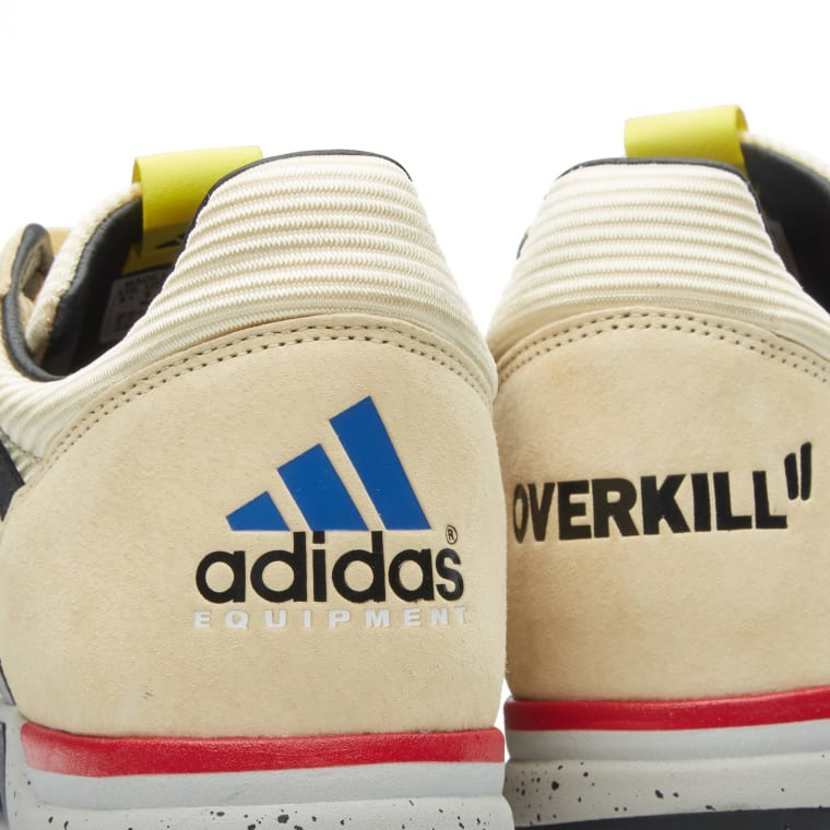 cheap for discount 757f6 02eb8 Adidas Consortium x Overkill EQT Racer 93 Taxi Light Sand  Granite 1