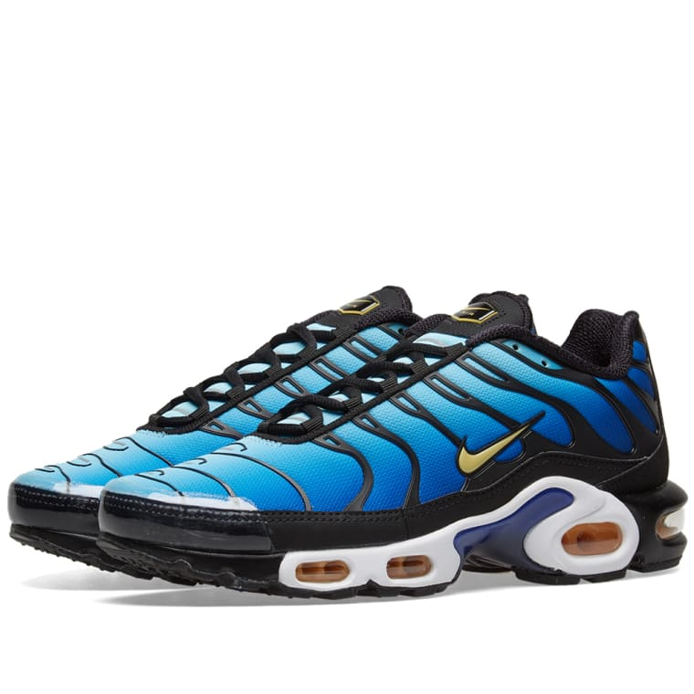 Nike Air Max Plus Tn OG Mens 11 / 45 ~ 2018 HYPER Blue
