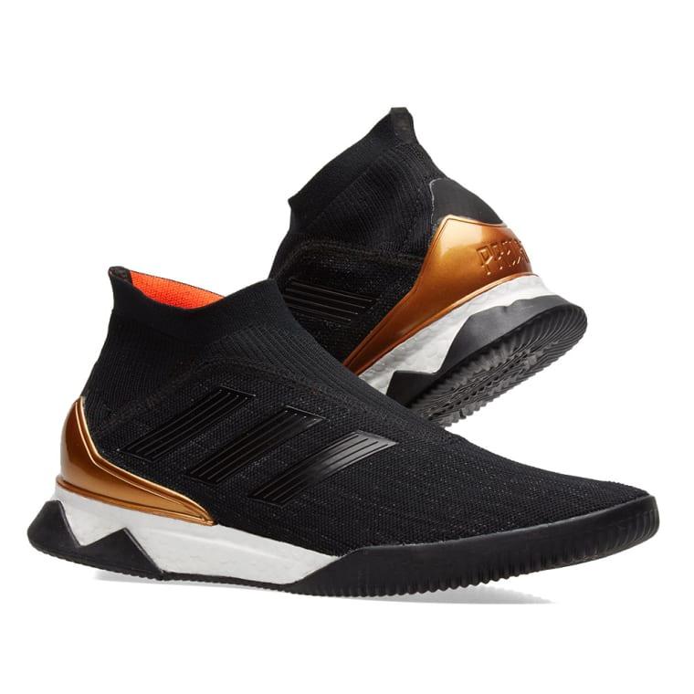 ... Trainers Sneakers  new arrival 578cc 4be86 Adidas Consortium Nemeziz  Predator Tango 18+ TR Core Black cb8b68479