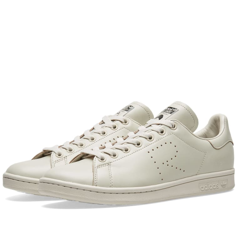adidas Stan Smith Trainers - Mist Stone - UK 5