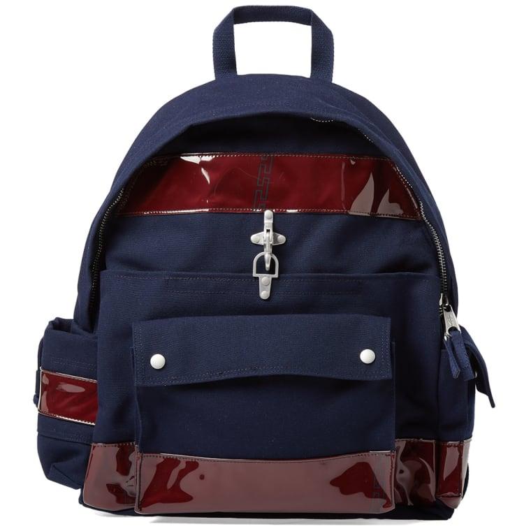 RAF SIMONS Navy Eastpak Edition Functional Backpack