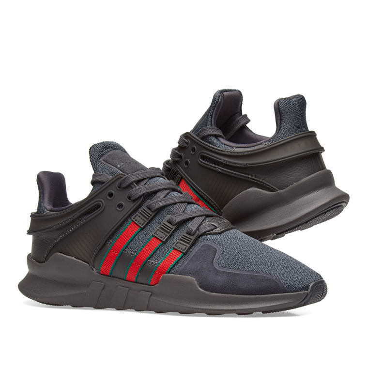 sale retailer 74250 c5031 adidas eqt adv all black