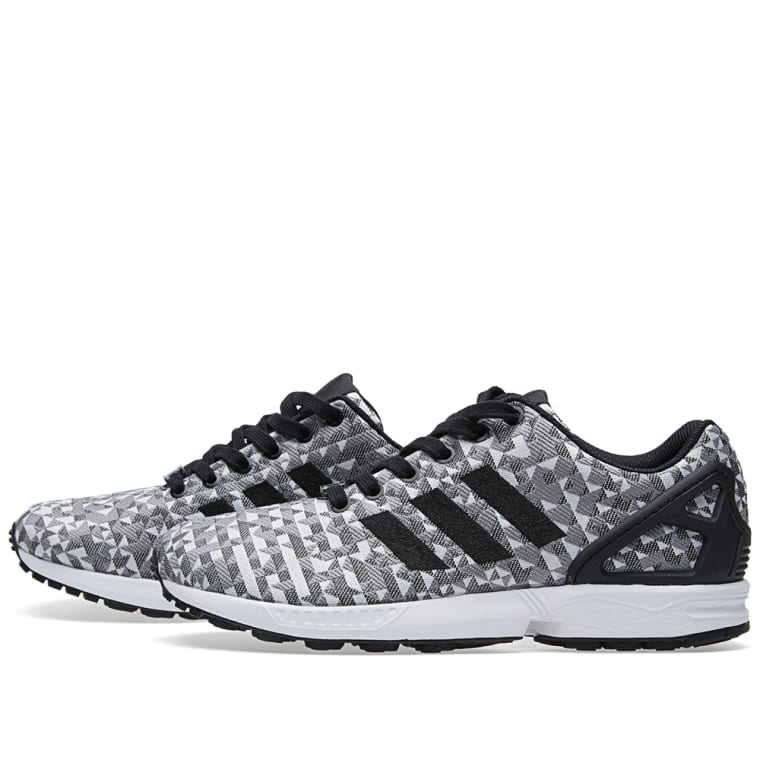 huge discount 1bfd3 01ae8 ... closeout adidas zx flux weave white black solid grey 4 c5e4f 81d4a