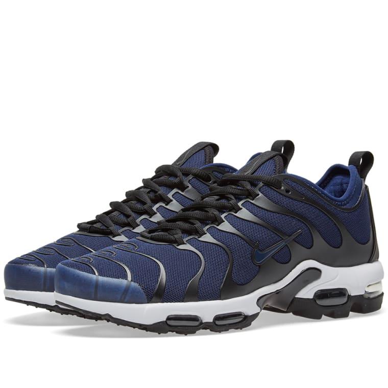 705bf6dcceb Nike W Air Max Plus TN Ultra (Binary Blue   Black)