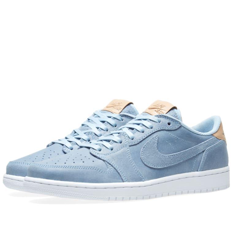 c8897ae82ea886 ... best price nike air jordan 1 retro low og premium ice blue vachetta  41f88 8f7ab
