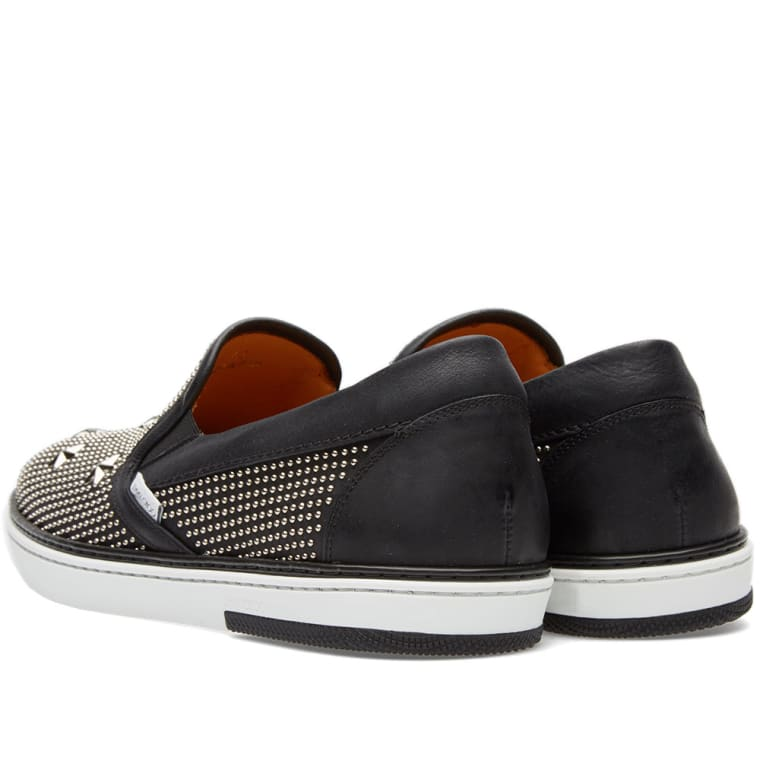 b6561dad900b Jimmy Choo Grove Slip On (Studded Black Calf)