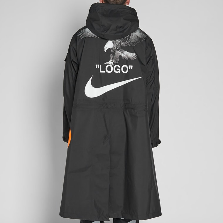 Nike X Off White Jacket Black End