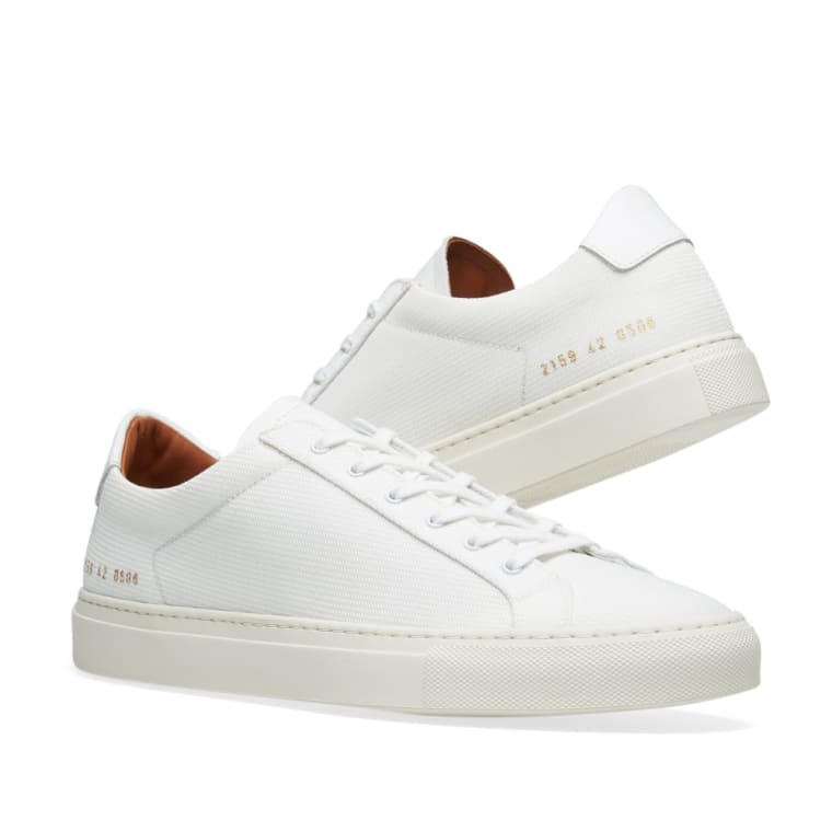 Common Projects Achilles Nylon (White) | END.