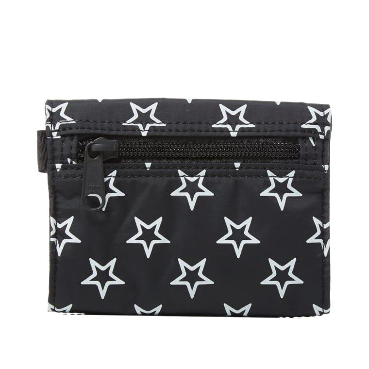 48a72fb59887 Head Porter Medium Wallet (Black Stellar)