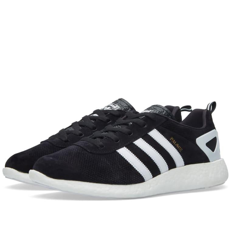 Adidas x palace pro boost shoes bright cyan Depop