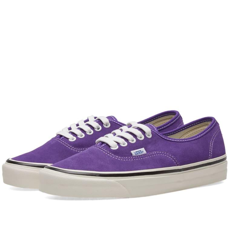 vans authentic violet