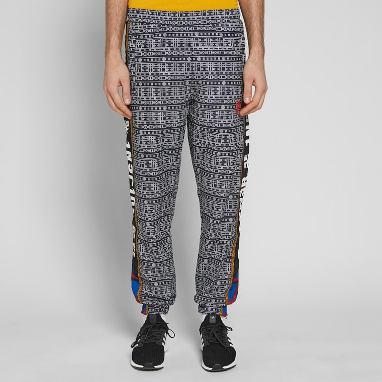 Adidas By Pharrell Williams Solarhu Woven Pant Multi End
