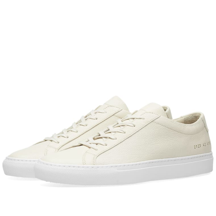 Off-White Original Achilles Low Sneakers Common Projects