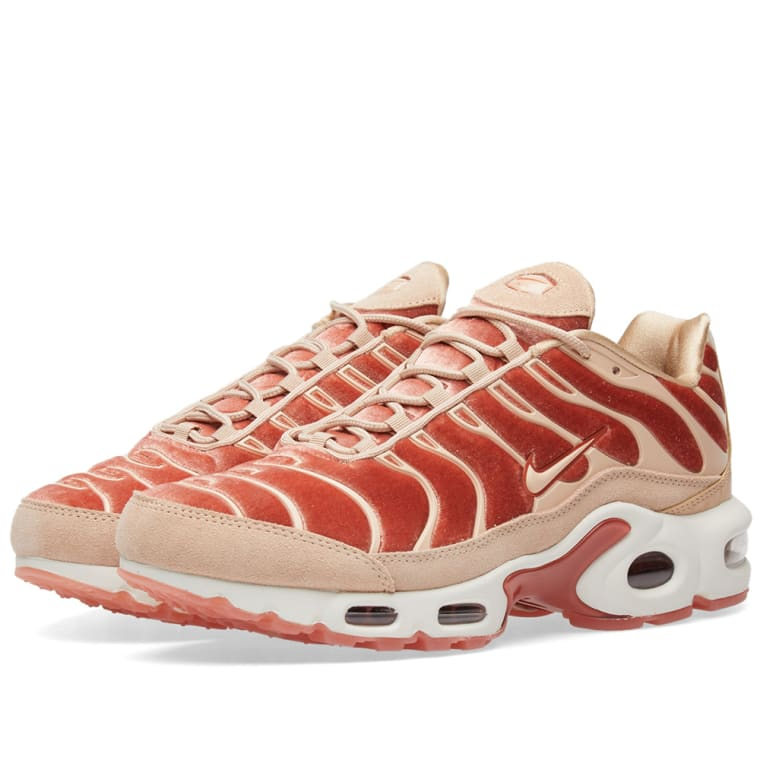 6d93f00f50a27 ... ireland nike air max plus lx w dusty peach beige white 1 e80f2 00780