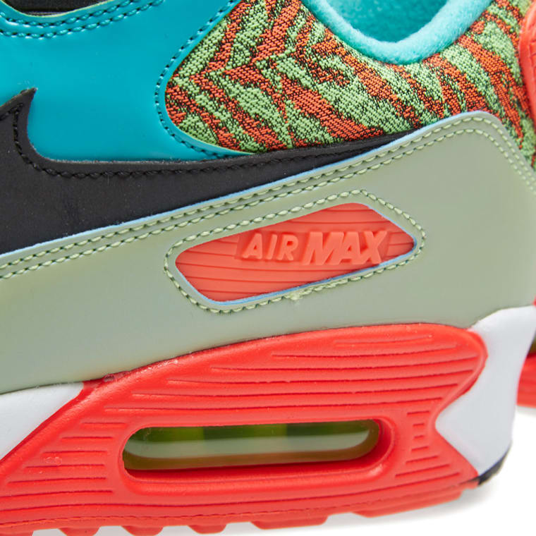 95119af9f149 Nike Air Max 90 Anniversary (Flash Lime