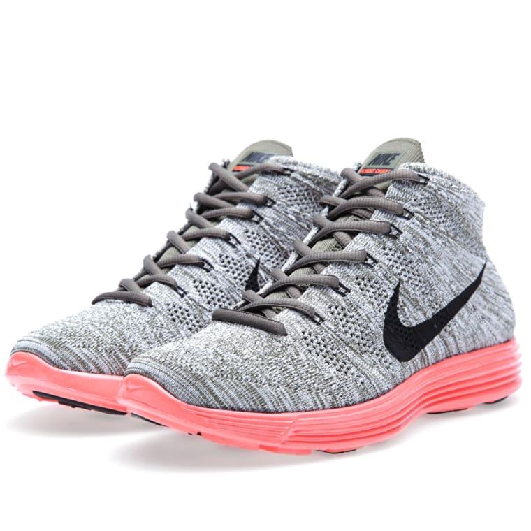 468a629ba4fe Nike Lunar FlyKnit Chukka (Tarp Green   Total Crimson)