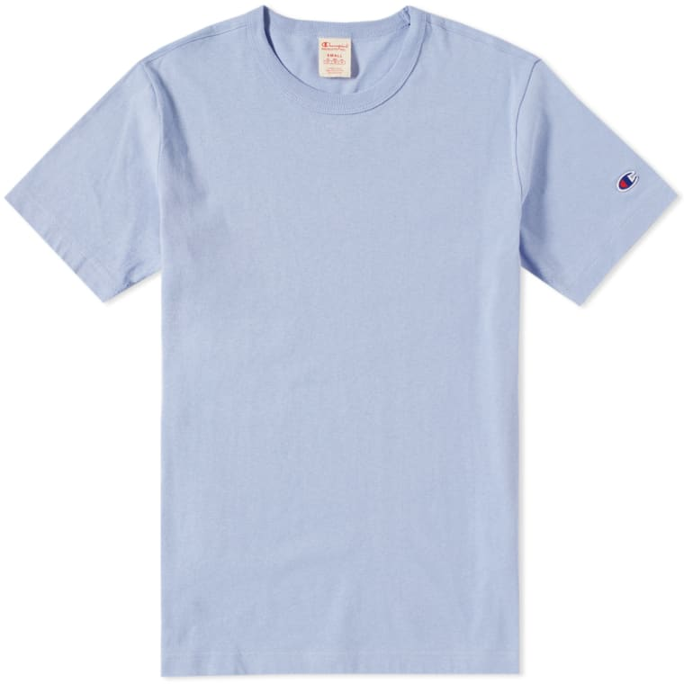 26400b9fd Champion Reverse Weave Classic Tee (Lilac) | END.
