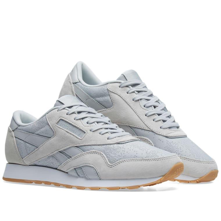 765807dd647 Cheap reebok classic nylon grey Buy Online  OFF51% Discounted