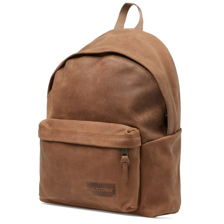 Eastpak Padded Pak'r Backpack (Light American Leather) | END.