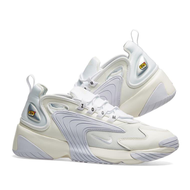Nike Zoom 2k Sail White Black End
