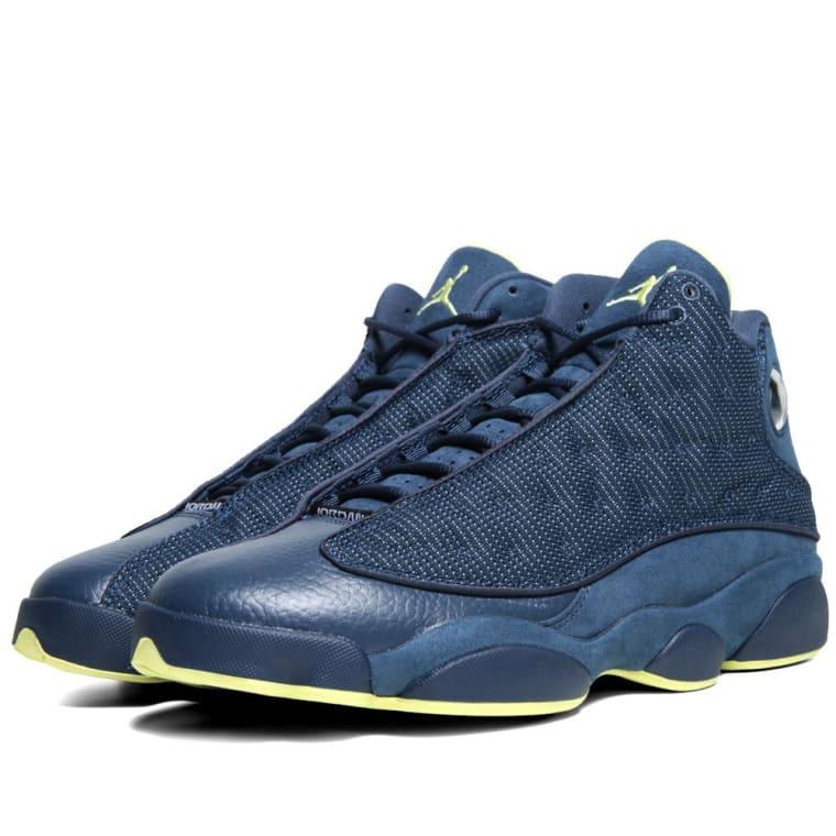 dd24451368b4 Nike Air Jordan XIII Retro (Squadron Blue)