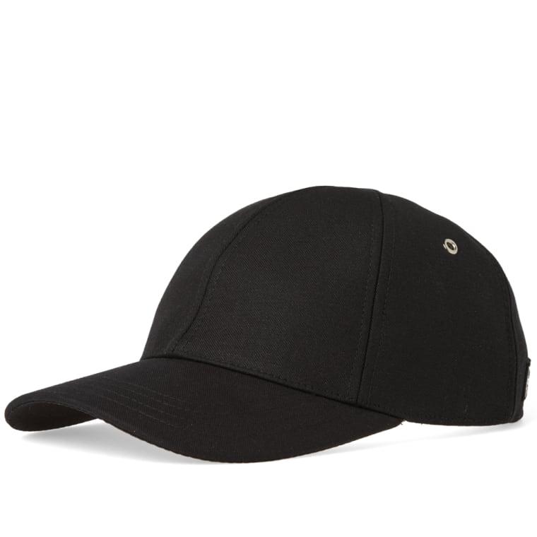 AMI Gabardine Cap (Black)  45752625018