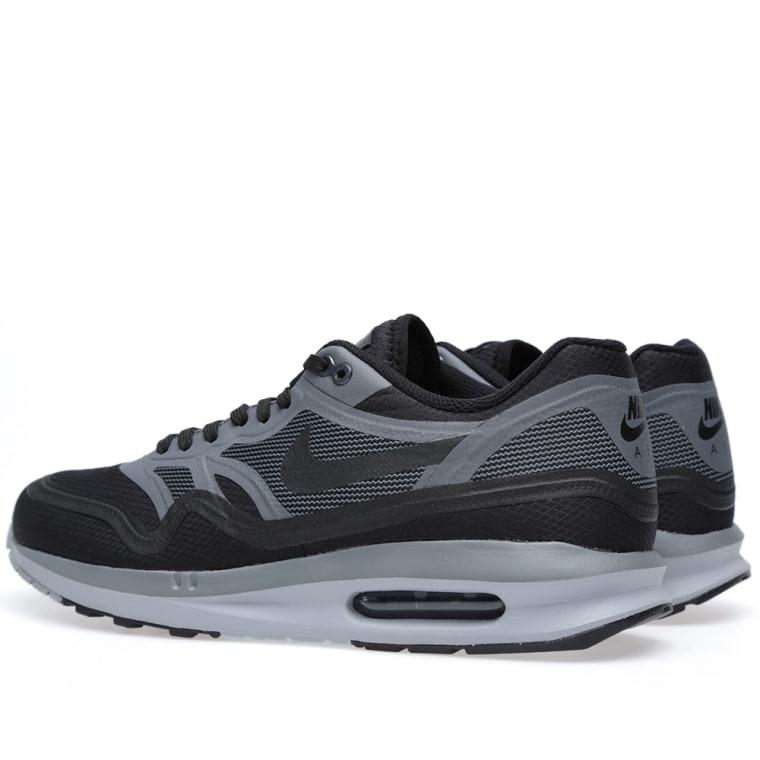 Mens Shoes Nike Air Max Lunar1 WR Bright Mango Midnight Navy