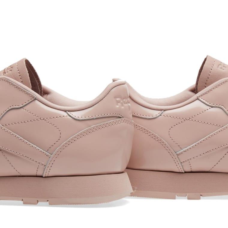 22799104b1e086 Reebok Classic Leather IL W (Shell Pink)