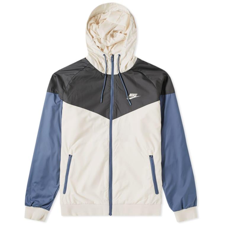 5a3146e283 Nike Windrunner Jacket (Light Cream