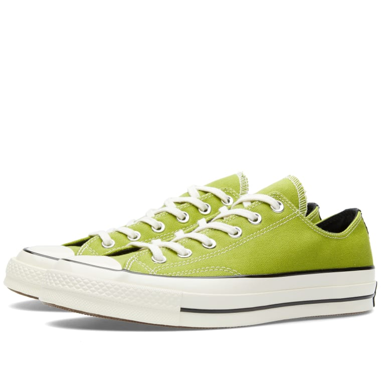 30599701f3bdc3 ... Star 70 OX later 72d0a d0a90  Converse Chuck Taylor 1970s Ox Spinach  Green 1 new high quality f749f ec09e ...