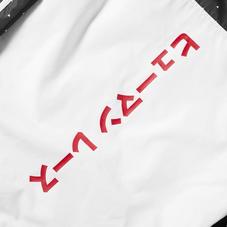 10f169cd4 ... good Adidas x Pharrell Williams Human Race Woven Hoody (Black White)  END.