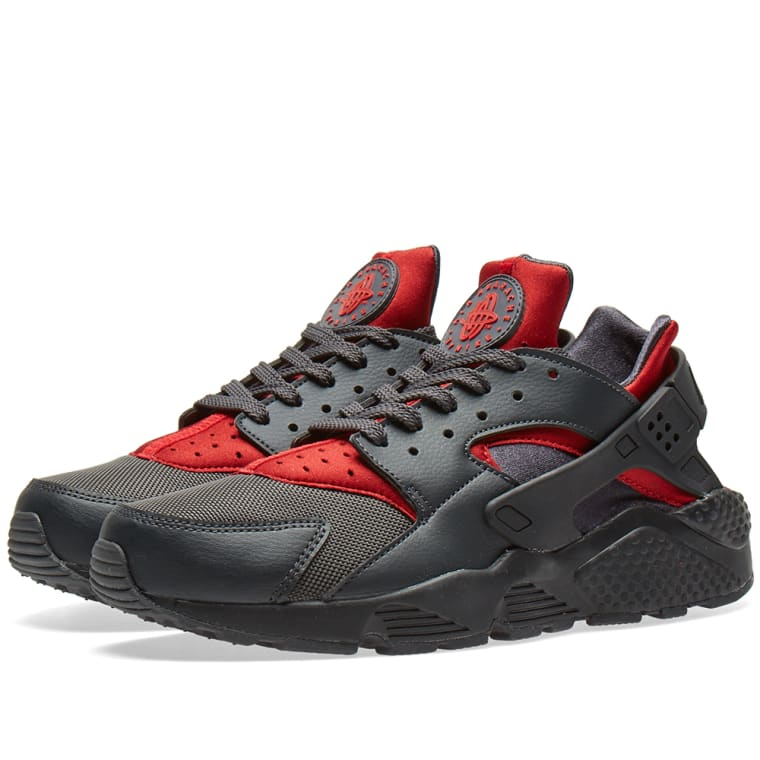 new arrival ee9a5 a5903 ... new zealand nike air huarache run gym red black anthracite 1 8c34e ee0b7