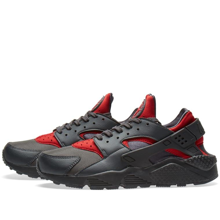 meet 2cf81 5a723 ... discount code for nike air huarache run gym red black anthracite 2  4c185 5ed81