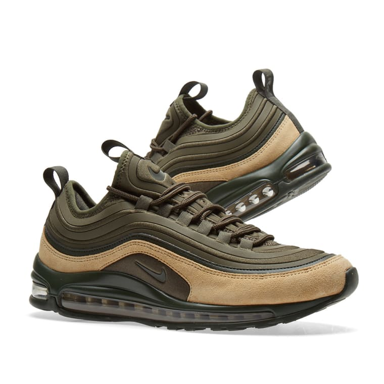 official photos d8728 832c8 real air max 97 khaki pants 535d7 00b93