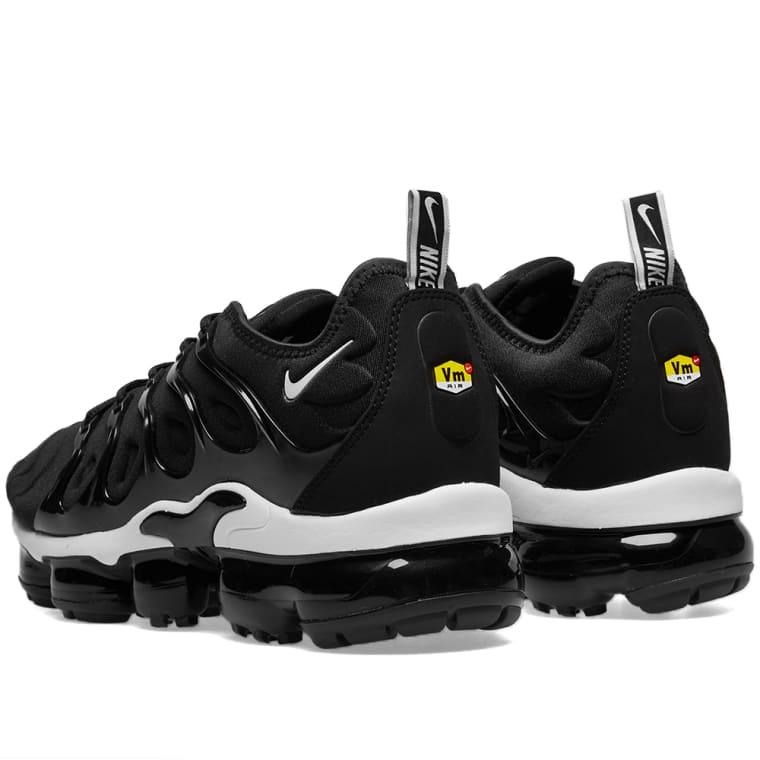 1835ca0f506 Nike Air VaporMax Plus Black  u0026 White 3 ...