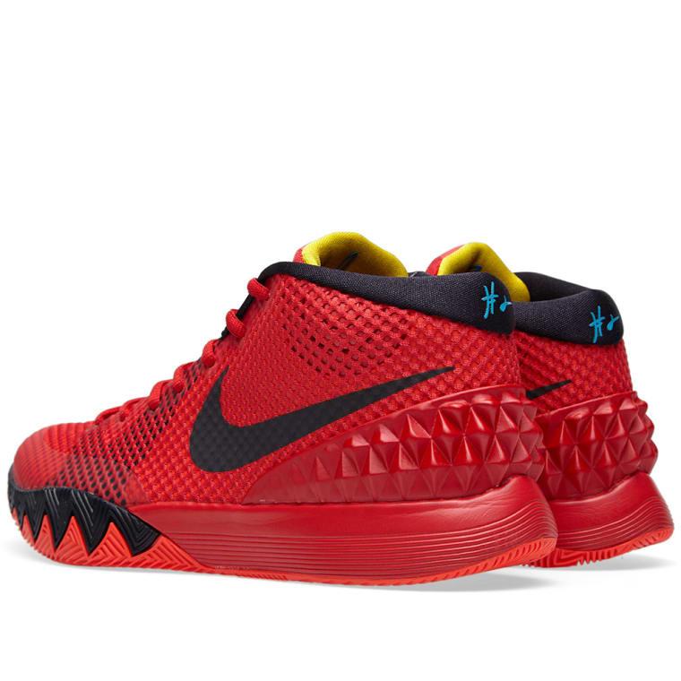 online store 3263e e884f ... release date nike kyrie 1 deceptive red bright crimson black 1 ad5ef  711e3 ...