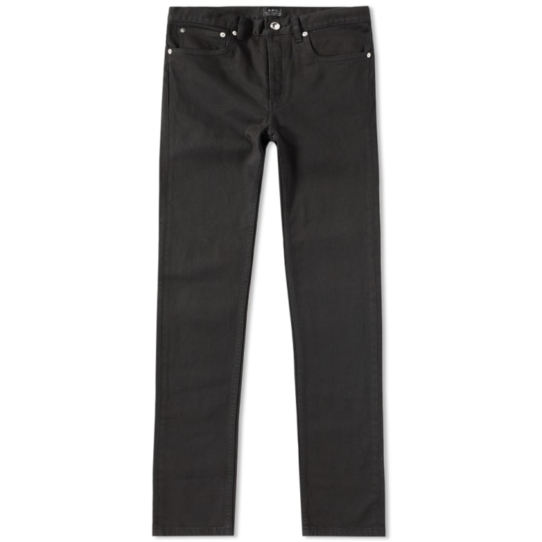 Petit Standard in Black A.P.C.