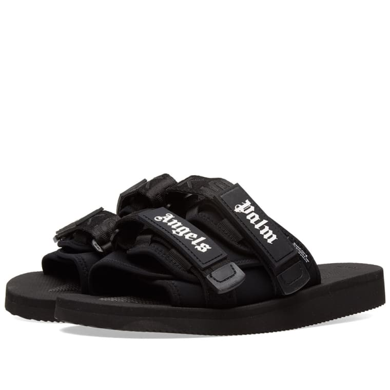 Palm AngelsX Suicoke slides