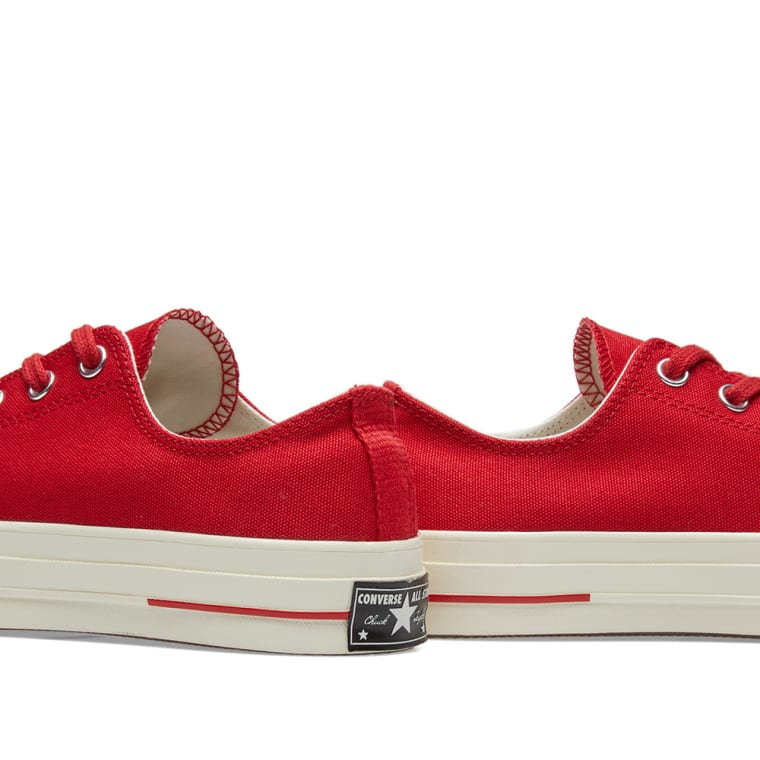 Converse Chuck 70 'Heritage Court' (Gym Red & Navy)