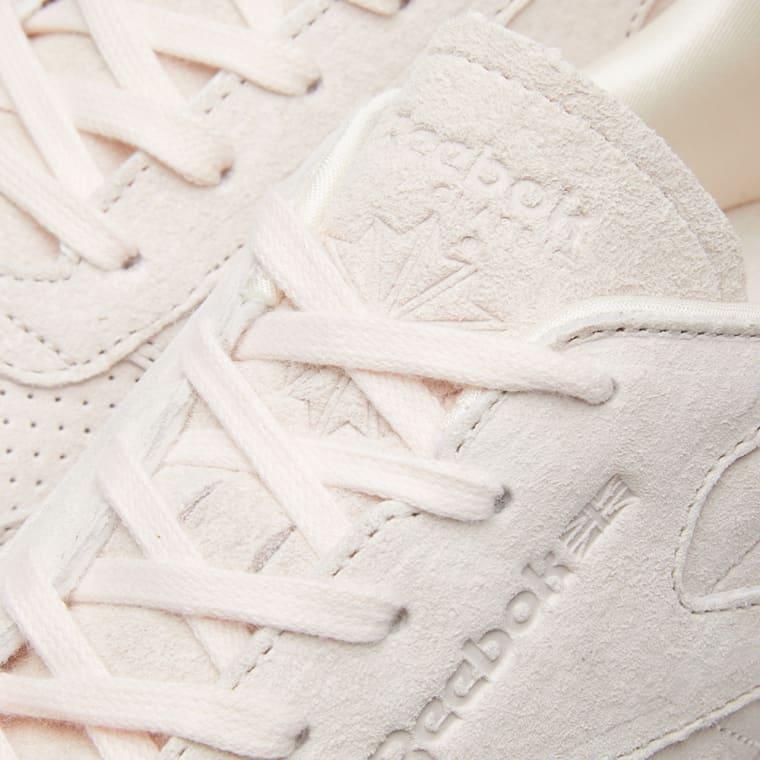 Reebok Classic CL Leather W (Pale Pink   Chalk Pink)  929905ac7