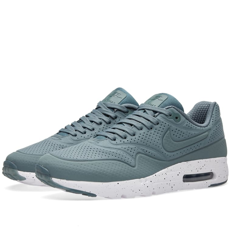 outlet store a68ed 1ee1b Nike Air Max 1 Ultra Moire Hasta  White 5