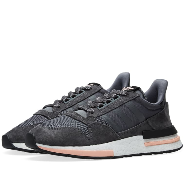 7e3a81252 ... sale adidas zx 500 rm grey white clear orange 1 81be6 401e5
