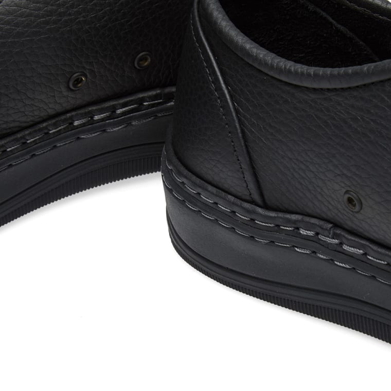 Lanvin Logo Sneaker (Black) | END.